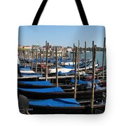 Venice Cab Stand Tote Bag