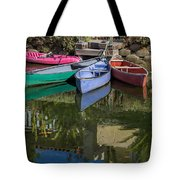 Venice Canal Reflections Tote Bag