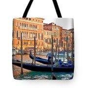 Venice Canalozzo Illuminated Tote Bag