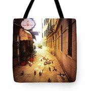 Venice, Castello Tote Bag