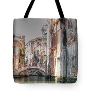 Venice Channelss Tote Bag