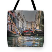 Venice Channelsss Tote Bag