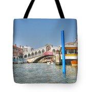 Venice Channelssssss Tote Bag