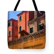 Venice Details Italy Tote Bag