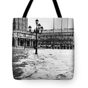 Venice: Flood, 1966 Tote Bag