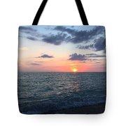 Venice Florida Sunset Tote Bag