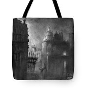 Venice, Grand Canal, C1905.  Tote Bag