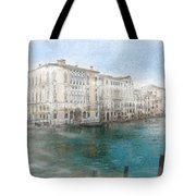 Venice Grand Canal Watercolour Painting Tote Bag