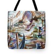 Venice Impression I Tote Bag