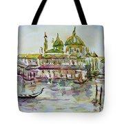 Venice Impression Iv Tote Bag