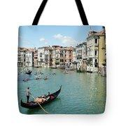Venice In Colors Tote Bag