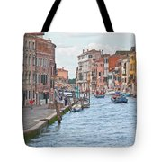 Venice In Pastel  Tote Bag by Heiko Koehrer-Wagner