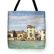 Venice In Summer  Tote Bag