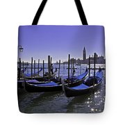 Venice Is A Magical Place Tote Bag