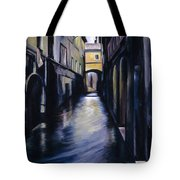 Venice Tote Bag by James Christopher Hill