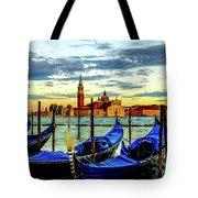 Venice Landmark Tote Bag