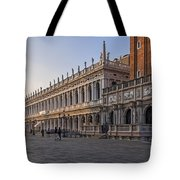 Venice - Marciana Library Tote Bag