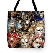 Venice Masks Tote Bag