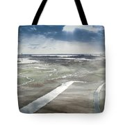 Venice Northern Lagoon  Tote Bag