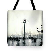Venice October Tote Bag