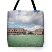 Venice Panorama Tote Bag