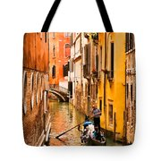 Venice Passage Tote Bag