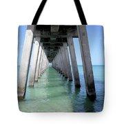 Venice Pier - Florida Tote Bag