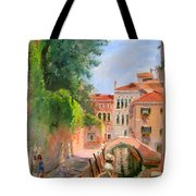Venice Ponte Moro Tote Bag