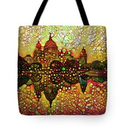 Venice Reflections Tote Bag