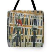 Venice Scene.   Tote Bag