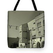 Venice Sign Tote Bag