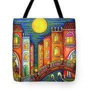Venice Soiree Tote Bag