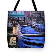 Venice Sunrise Tote Bag