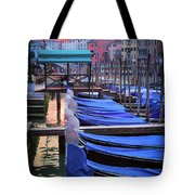Venice Sunrise Tote Bag by Inge Johnsson