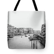 Venice Taxi Ride Tote Bag