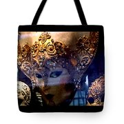 Venician Masks Tote Bag