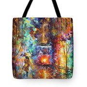 vening Trolley  Tote Bag