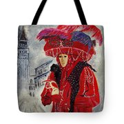 Venitian Mask 0130 Tote Bag