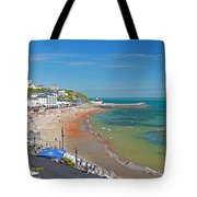 Ventnor Beach And Seafront Tote Bag