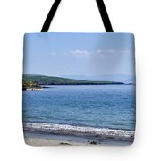 Ventry Harbor On The Dingle Peninsula Ireland Tote Bag