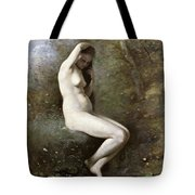 Venus Bathing Tote Bag