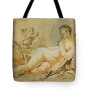 Venus Resting Tote Bag