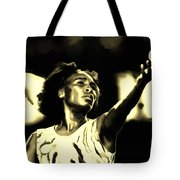 Venus Williams Match Point Tote Bag