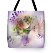 Venusian Microcosm Tote Bag