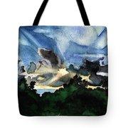 Veradero Sunset Tote Bag