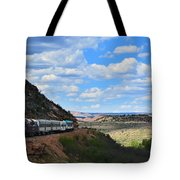 Verde Canyon Tote Bag