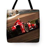Verizon Indycar Series - 3 Tote Bag