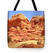 Vermilion Buttes Tote Bag