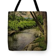 Vermont And Rural Beauty Tote Bag