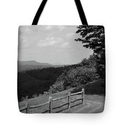 Vermont Countryside 2006 Bw Tote Bag